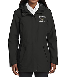 CU Lacrosse Ladies Collective Outer Shell Jacket