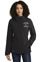 CU Lacrosse Eddie Bauer Ladies Insulated Jacket