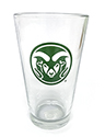 CSU Pint Glass