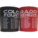 Colorado Foam Can Holder