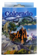 Colorado Signature Series Playing Cards