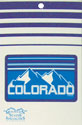 Collector Sticker Mountain Stripes