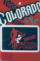 Collector Sticker Skiier