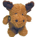 "10"" RUDLY PLUSH moose"