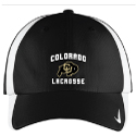 CU Lacrosse Embroidered Baseball Cap