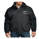 CU Lacrosse Embroidered Nootka Waterproof Parka