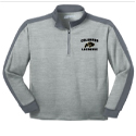 CU Lacrosse  Nike Embroidered Mens Cover Up
