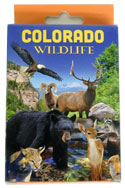 Colorado Wildlife Playing Cards
