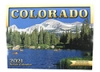 2021 Colorado Stapled Calendar
